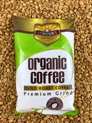 5 POUNDS GOLD ROAST COFFEE CERTIFIED ORGANIC