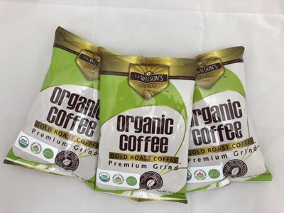 20 POUNDS GOLD ROAST COFFEE CERTIFIED ORGANIC