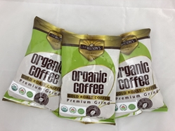 4 POUNDS GOLD ROAST COFFEE CERTIFIED ORGANIC S.A. Wilsons Gold Roast Coffee
