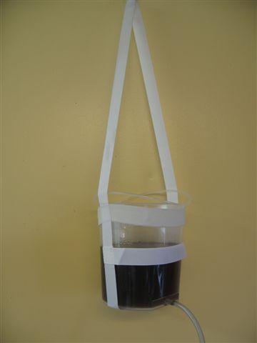 BUCKET HANGER (Bucket Kit not included)